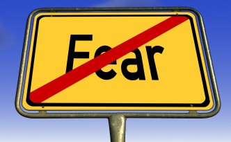 Fear sign
