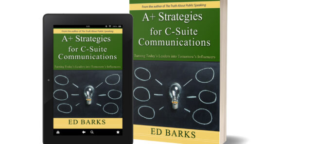 What Influencers Say About A+ Strategies for C-Suite Communications